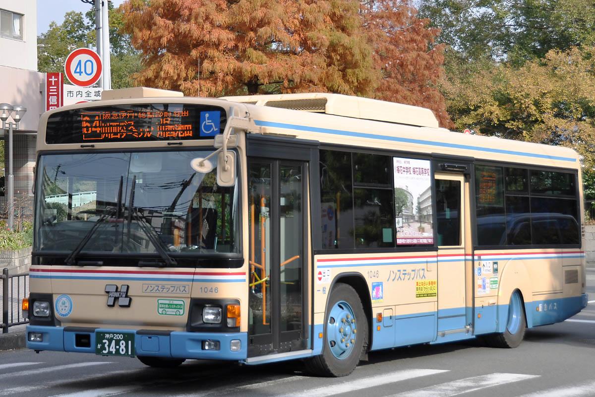 バス 阪急