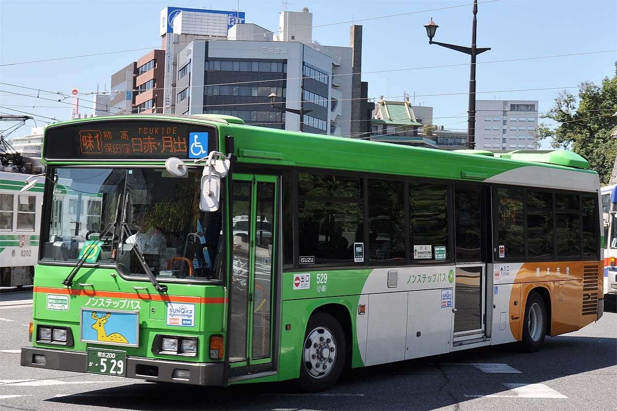 バス写真倉庫 :: 車輛情報◇熊本2...