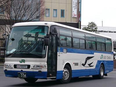 アール 東北 ジェイ バス